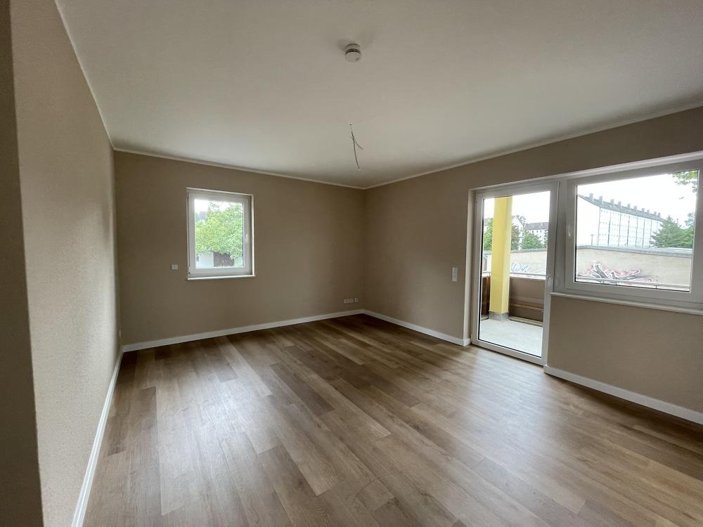 Wohnzimmer einer 3-Raum-Wohnung