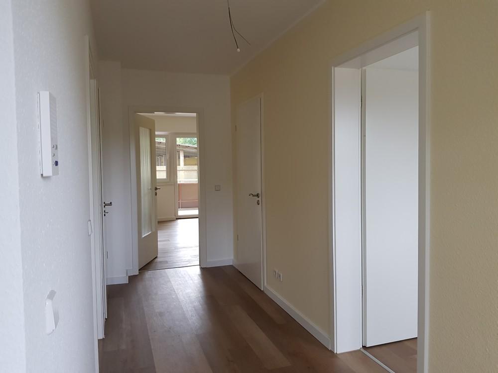 geräumiger Eingangsbereich